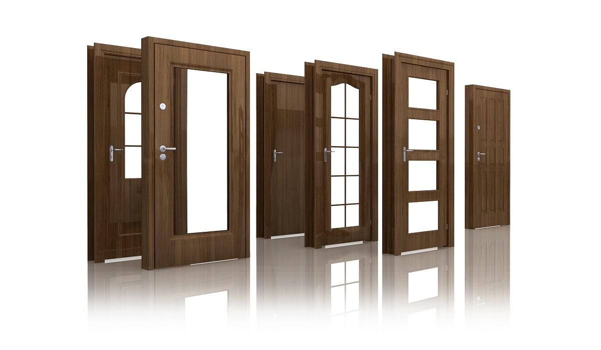 szeroki wybór drzwi wewnętrznych do każdego pomieszczenia