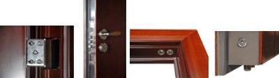 system antywłamaniowy w drzwiach labradoor