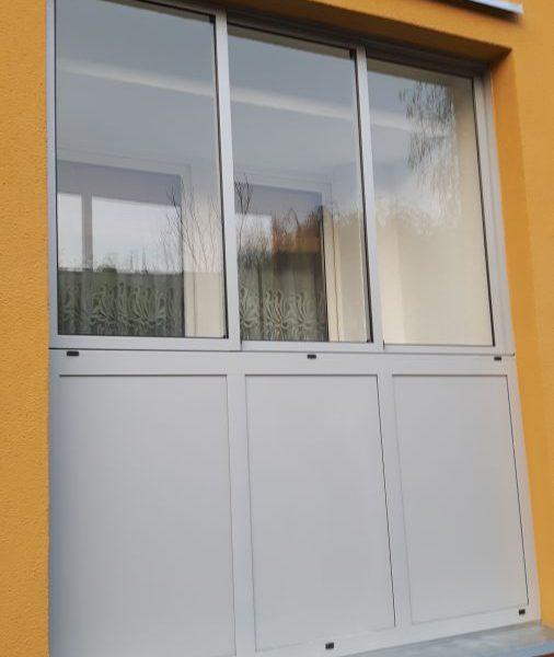 zabudowa balkonu 1