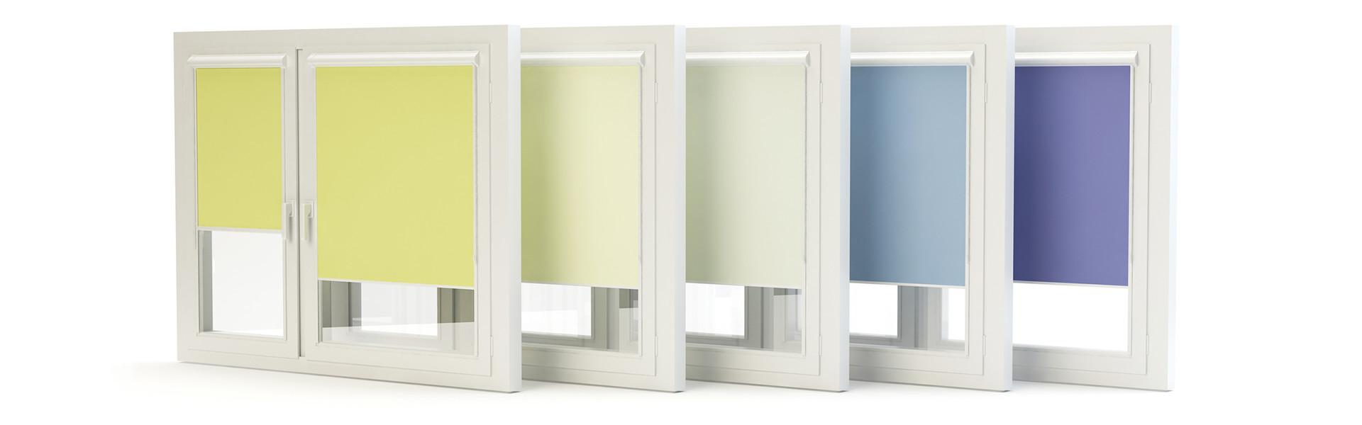 rolety materiałowe na każdy rodzaj okien