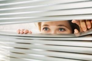 Rolety na straży Twojej prywatności