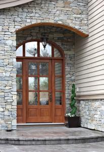 Stylowe i eleganckie drzwi zewnętrzne