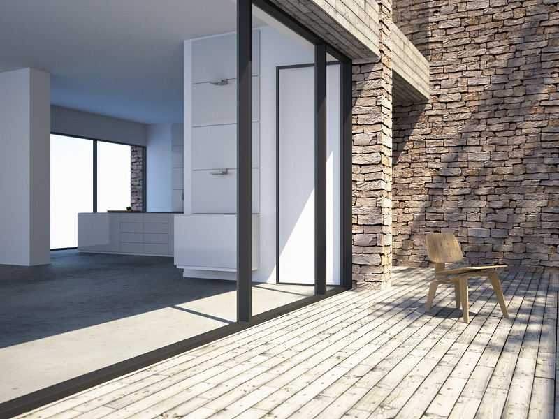 zabudowa balkonu gwarantuje dodatkowe miejsce