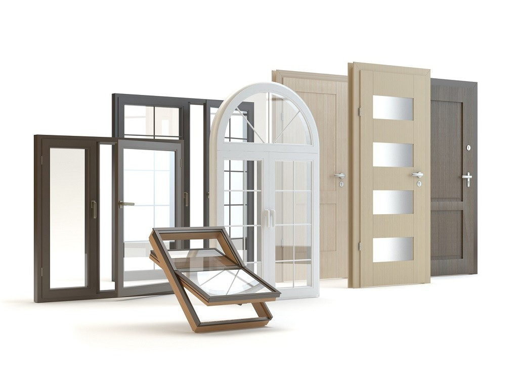 stolarka drzwiowa i okienna do montażu