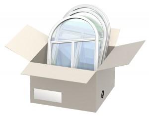 dokonywanie zakupu zestawu okien plastikowych pcv