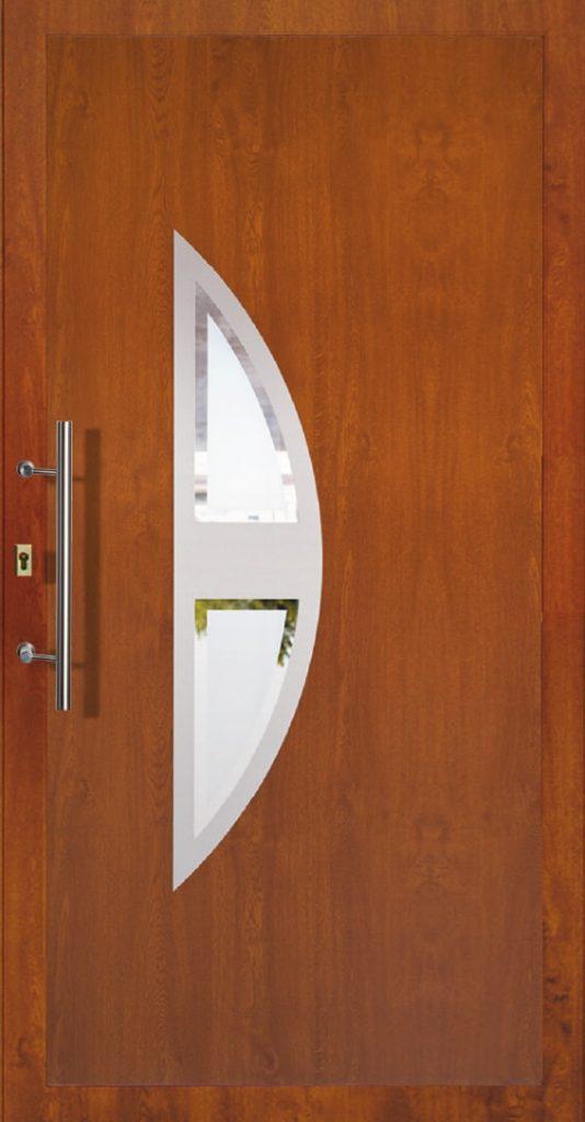 Brozowe drzwi lekkie Szczecin