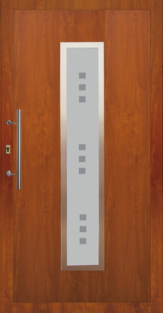 Drzwi mocne brązowe Szczecin