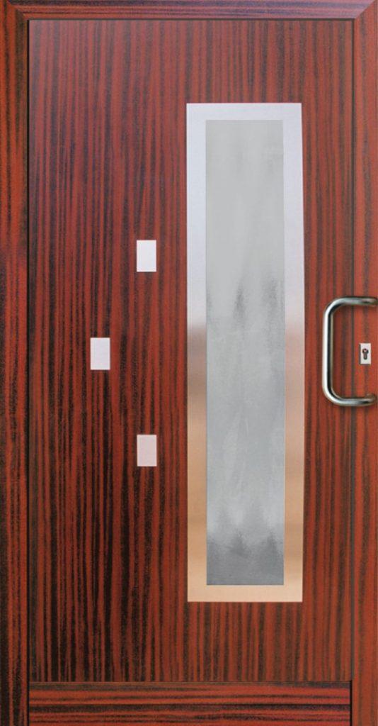 Drzwi zewnętrzne PCV Szczecin