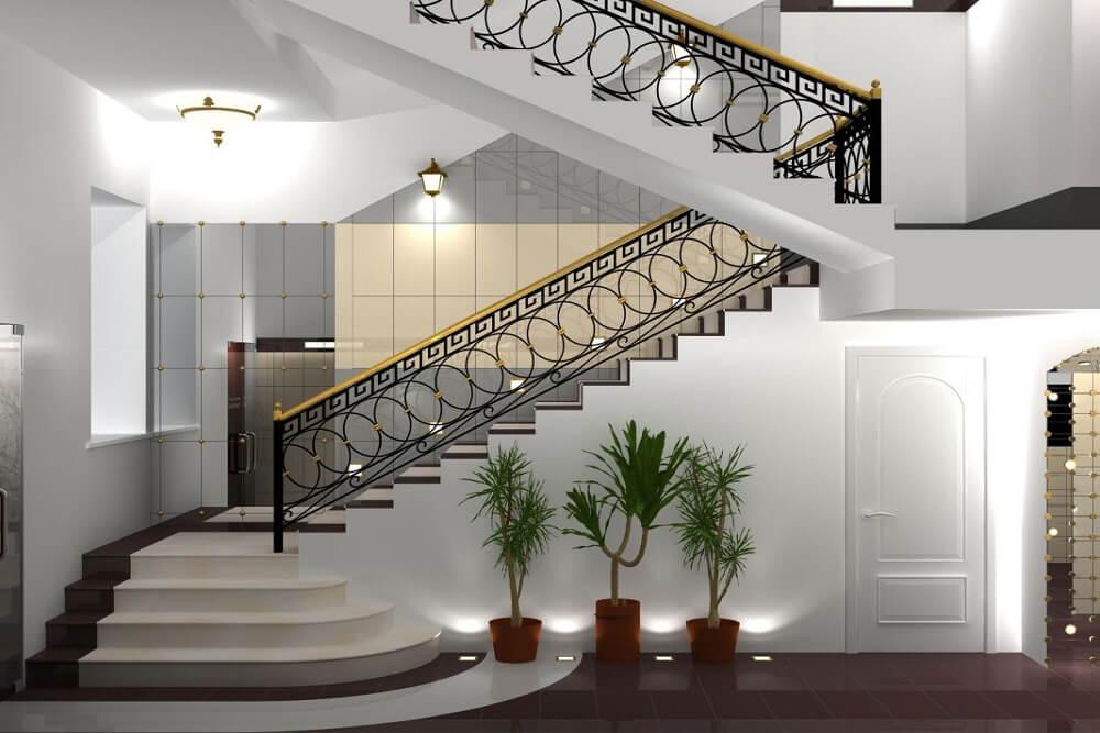 szafa wnękowa pod schodami